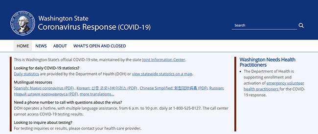 https://coronavirus.wa.gov/