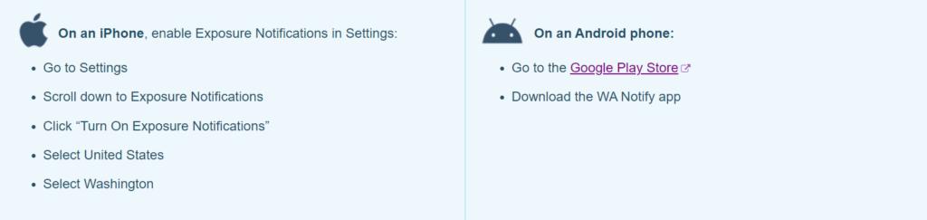 WA Notify Android iPhone Setup Instructions